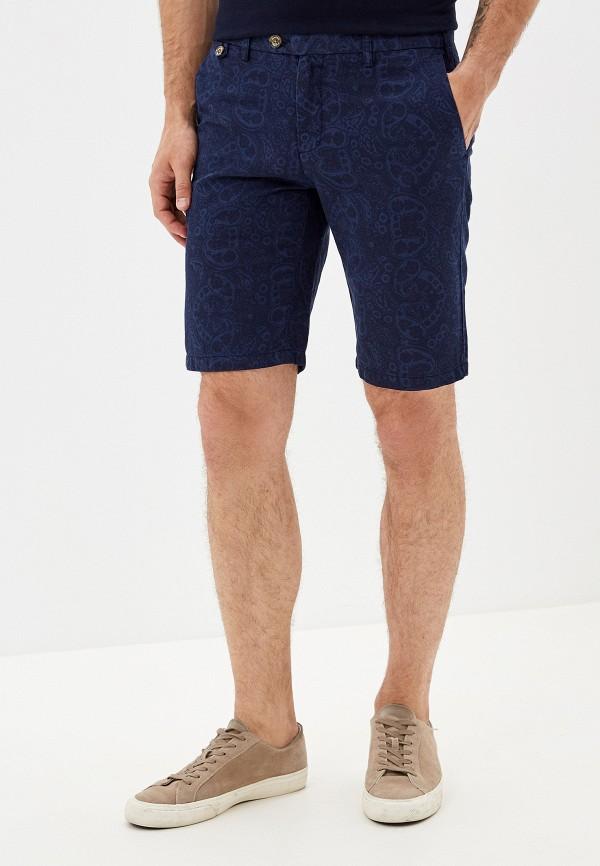 мужские шорты gt gualtiero, синие