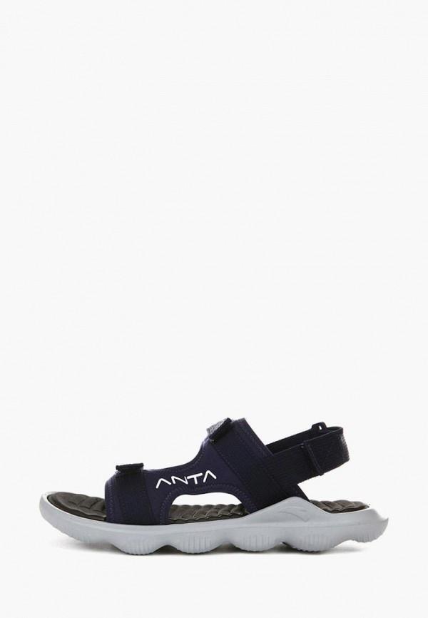 мужские сандалии anta, синие