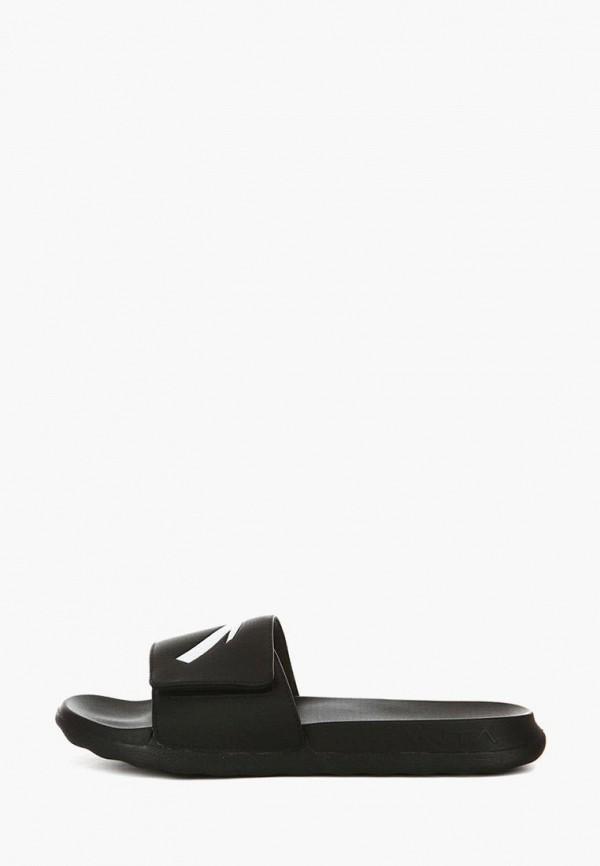 мужские сандалии anta, черные