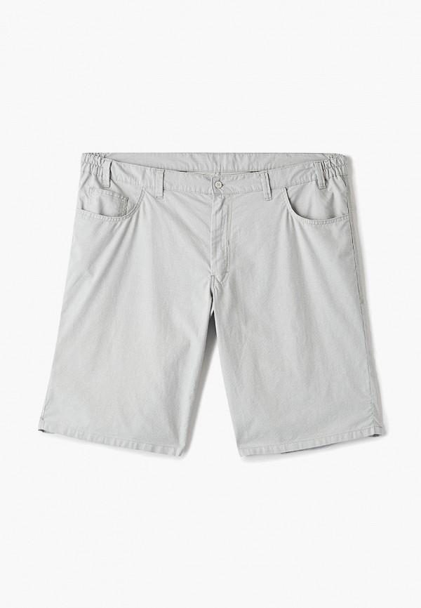 мужские шорты galion, серые