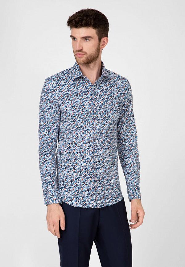 мужская рубашка с длинным рукавом pako lorente, разноцветная