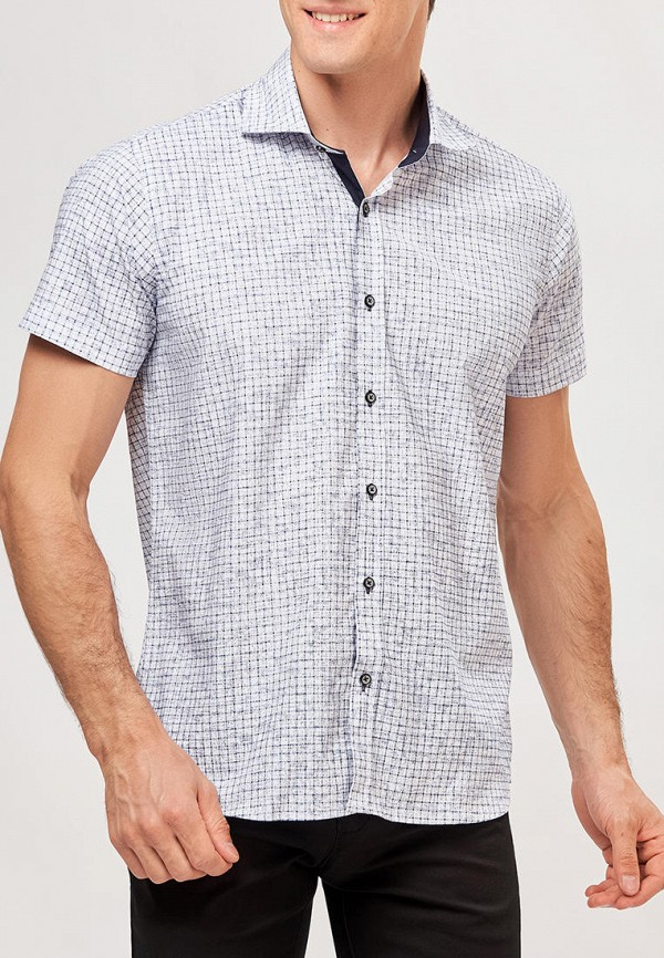 Фото - Мужскую рубашку Paspartu белого цвета