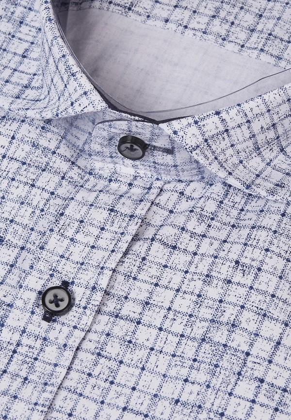 Фото 4 - Мужскую рубашку Paspartu белого цвета