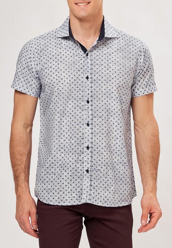Фото - Мужскую рубашку Paspartu голубого цвета