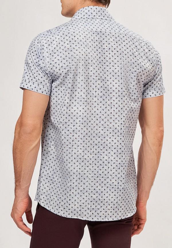 Фото 3 - Мужскую рубашку Paspartu голубого цвета