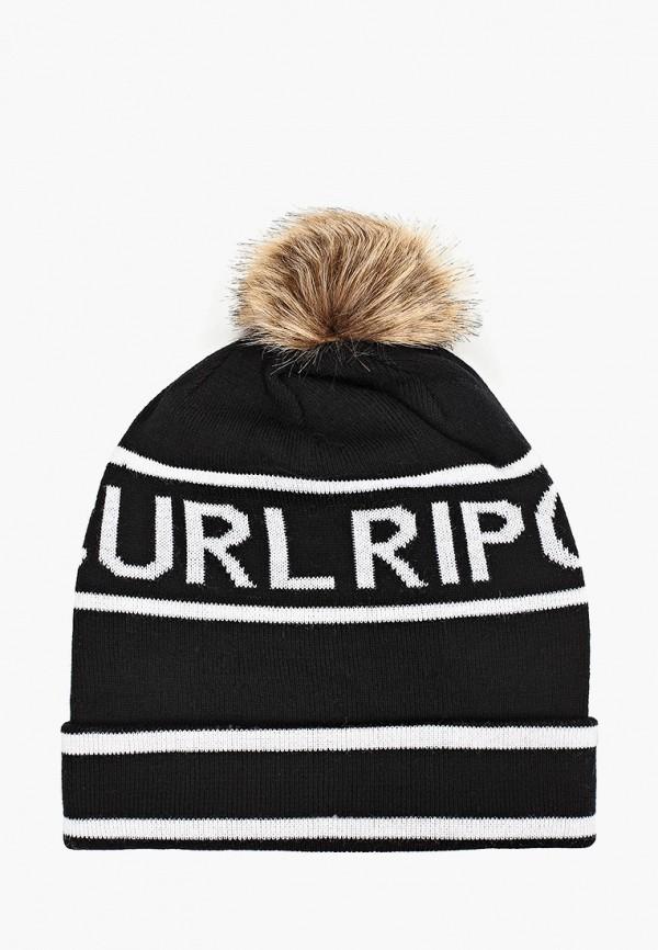 мужская шапка rip curl, черная