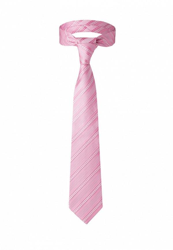мужские галстуки и бабочки signature, розовые