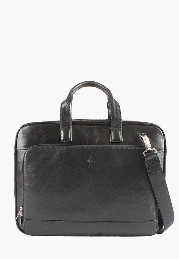 мужская сумка edmins, черная