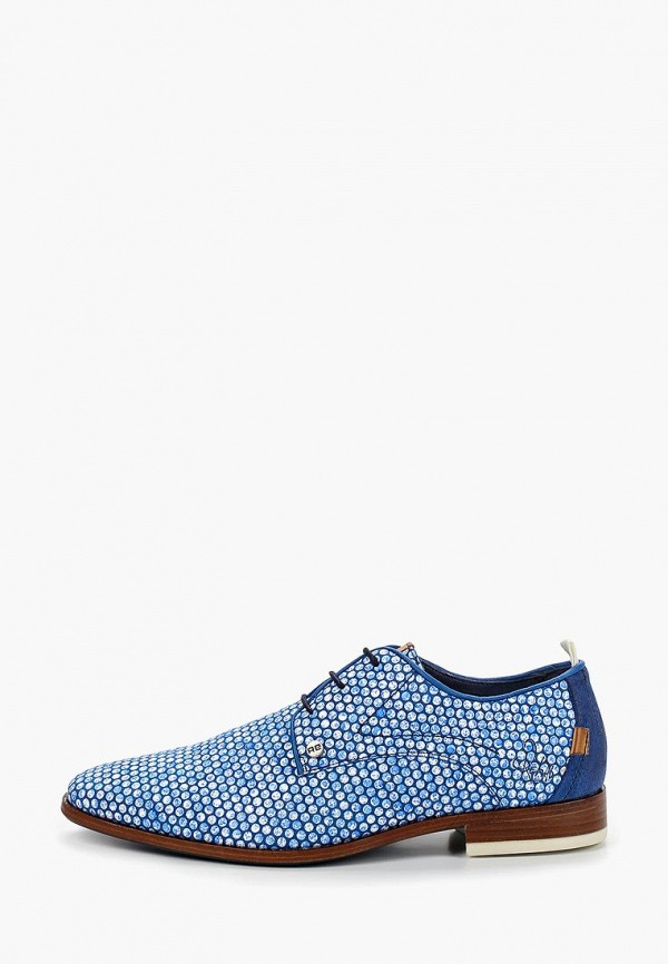 мужские туфли rehab, голубые