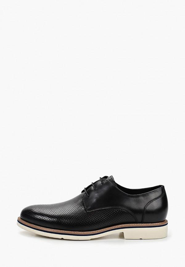 мужские туфли la biali, черные