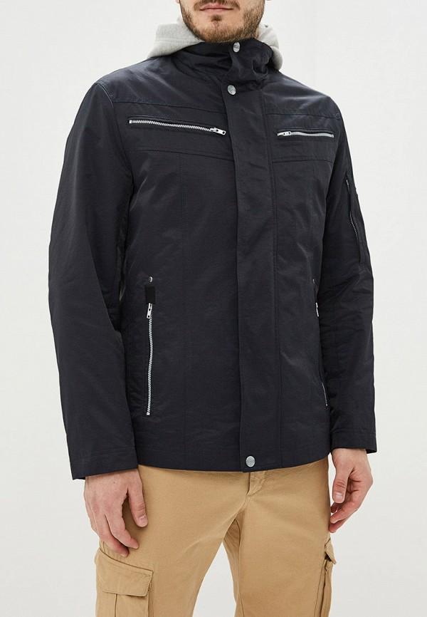 мужская куртка naviator, синяя