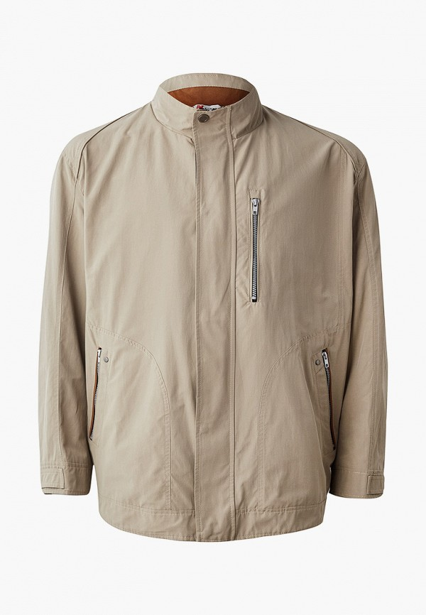 мужская куртка naviator, бежевая