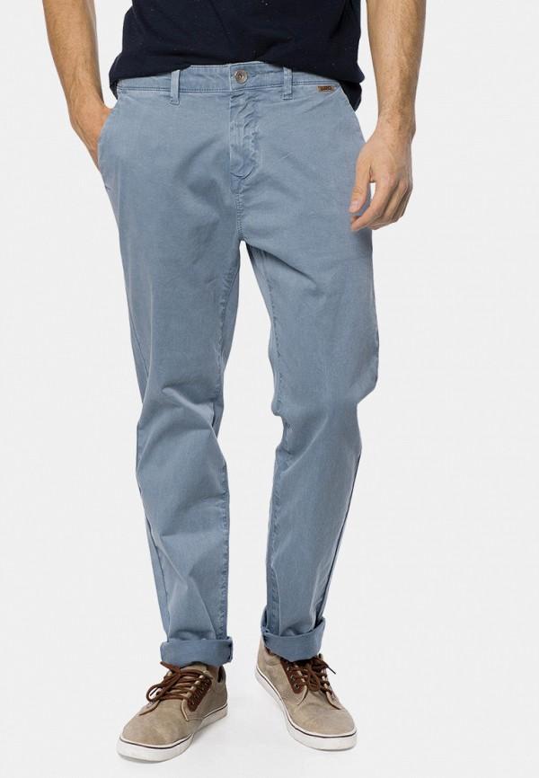 мужские повседневные брюки mr520, голубые