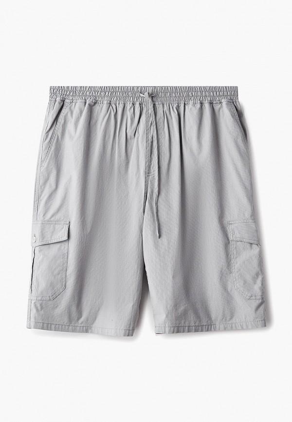 мужские повседневные шорты galion, серые