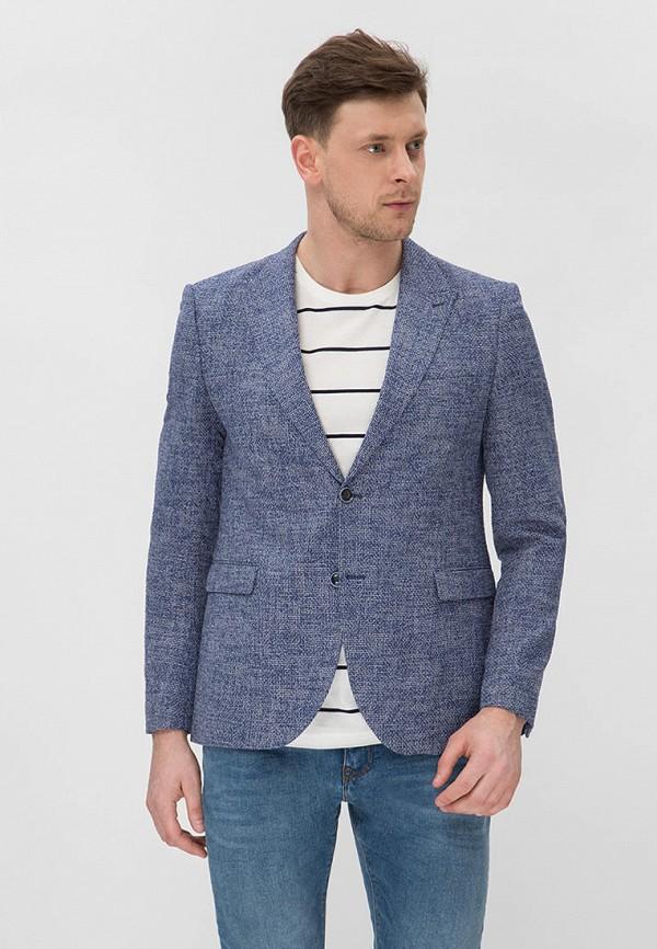 мужской пиджак navi, синий