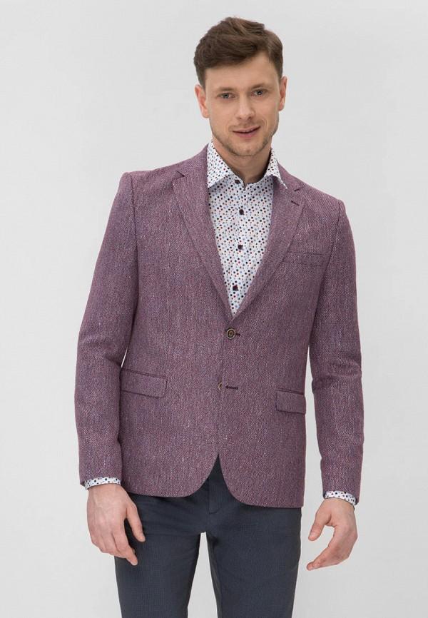 мужской пиджак navi, бордовый