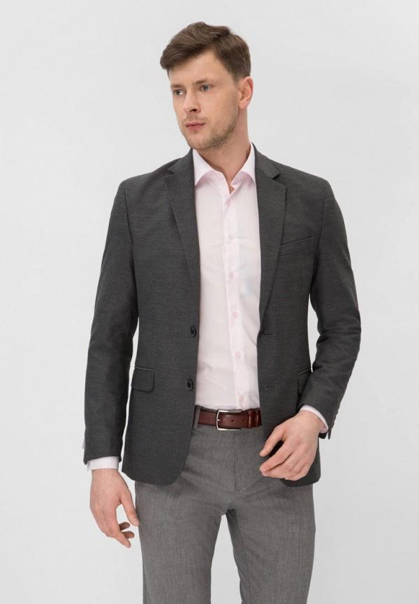 мужской пиджак pako lorente, серый