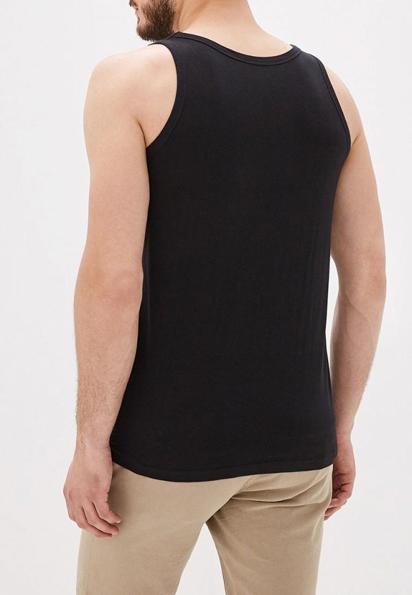 Майка Cotonella цвет черный  Фото 3
