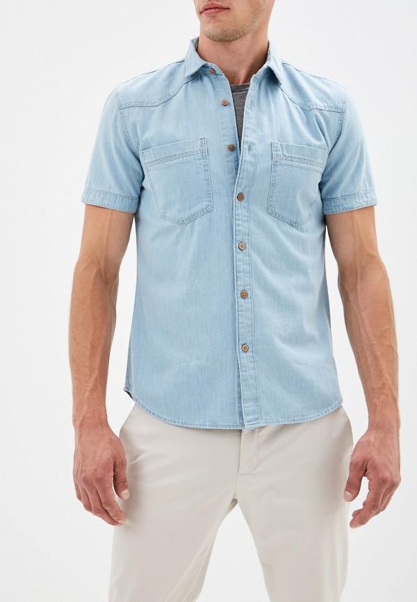 Рубашка джинсовая LC Waikiki LC Waikiki MP002XM1ZJ68 цена 2017