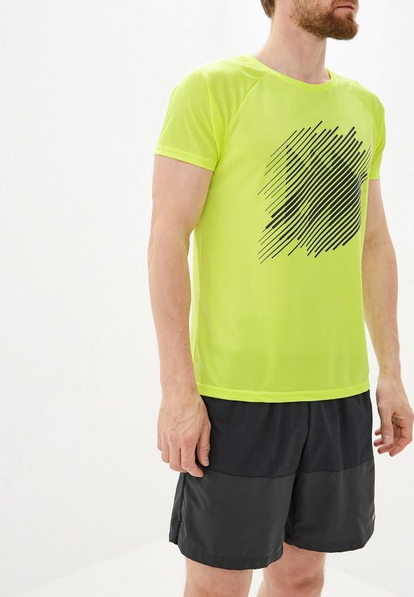 Фото - Мужскую футболку LC Waikiki желтого цвета