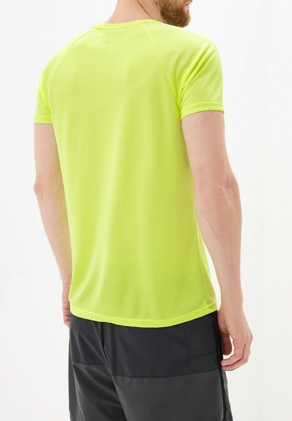 Фото 3 - Мужскую футболку LC Waikiki желтого цвета
