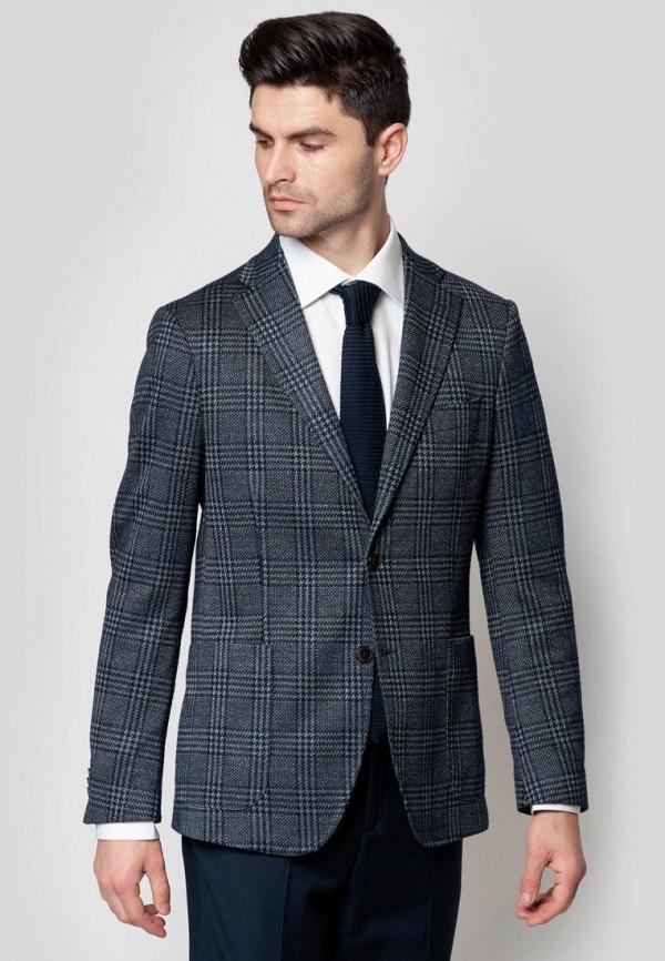 мужской пиджак arber, серый