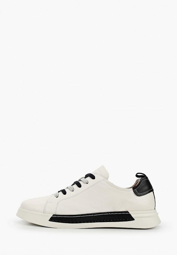 мужские низкие кроссовки mascotte, белые