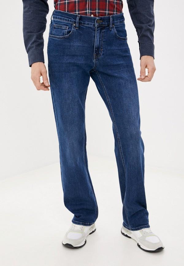 мужские прямые джинсы whitney, синие