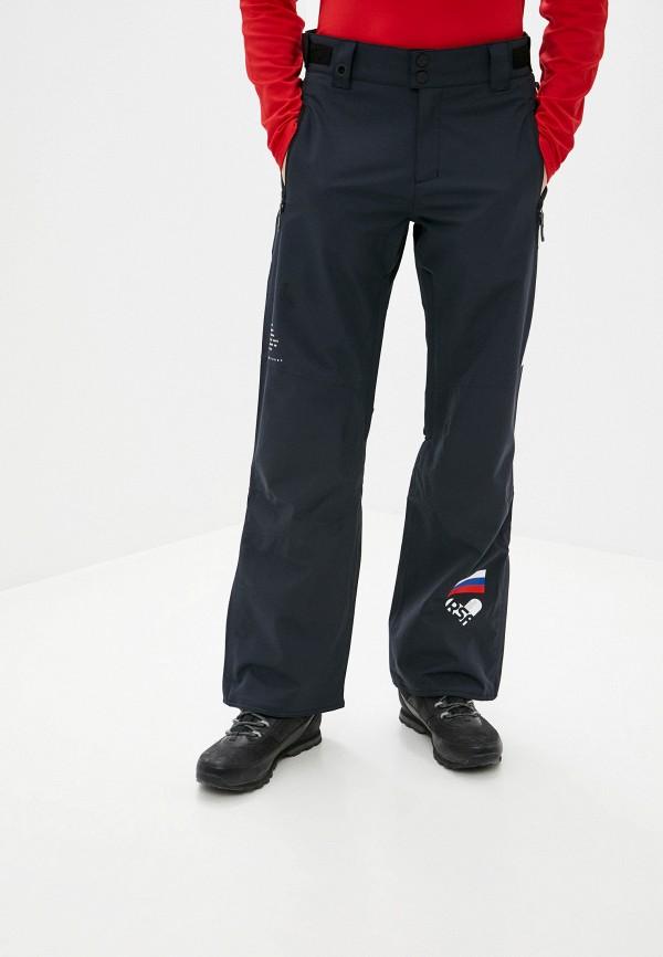 мужские горнолыжные брюки termit, черные