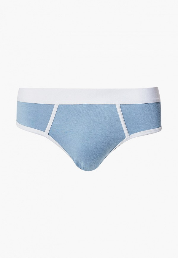 мужские трусы-брифы mark formelle, голубые