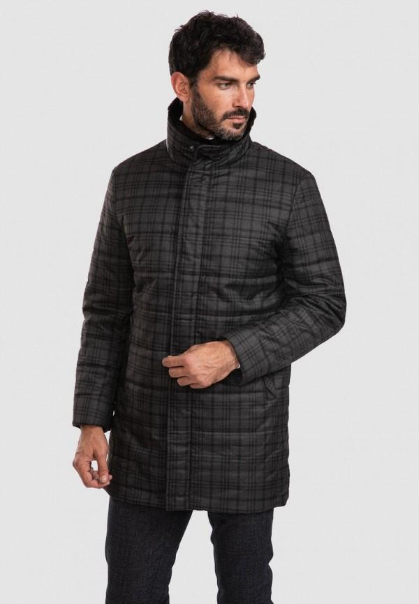 Куртка утепленная Kanzler коричневого цвета