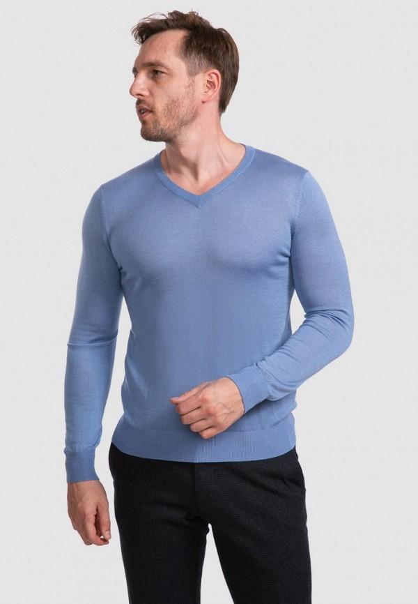 Пуловер Kanzler голубого цвета