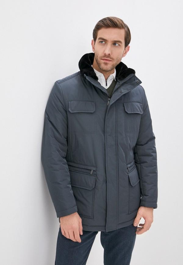 Куртка утепленная Absolutex серого цвета