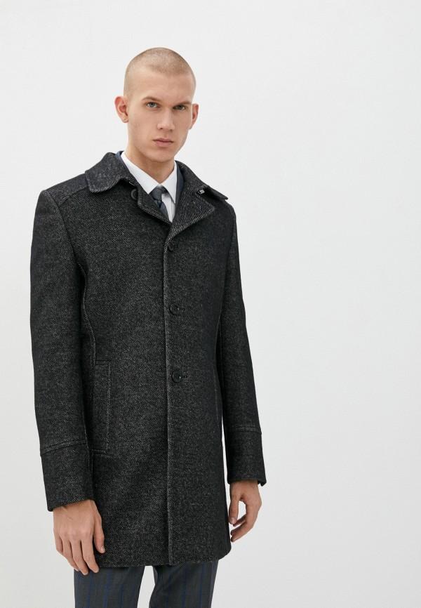 Пальто Absolutex черного цвета