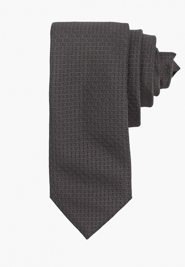 мужские галстуки и бабочки hugo, черные