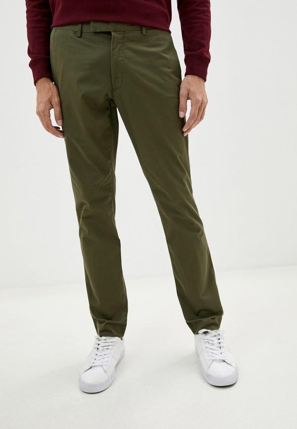 мужские повседневные брюки polo ralph lauren, хаки