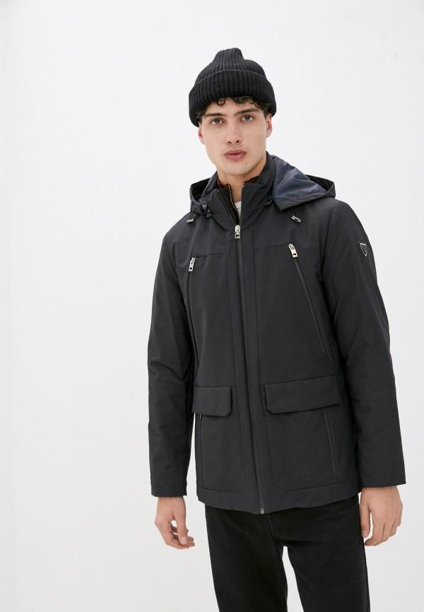 мужская утепленные куртка enrico cerini, синяя
