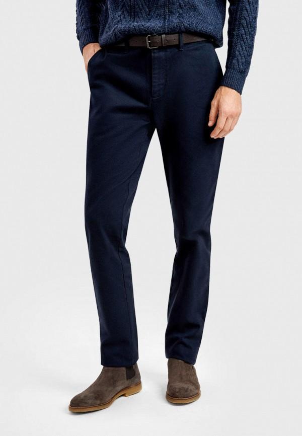 мужские повседневные брюки o'stin, синие