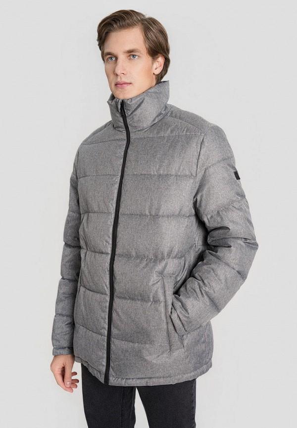 мужская куртка o'stin, серая