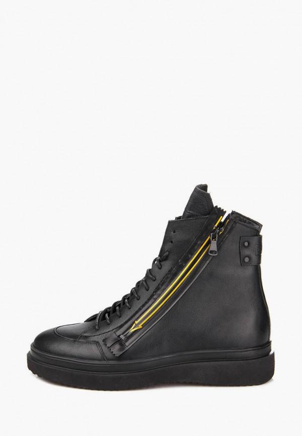 мужские ботинки bosa, черные