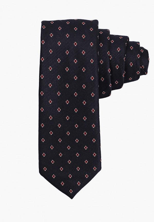 мужские галстуки и бабочки boss, синие