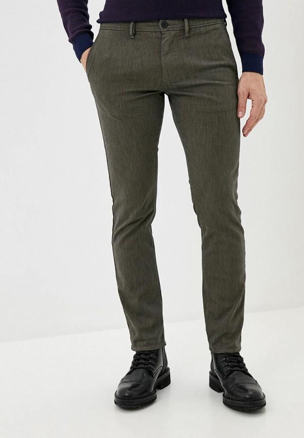 мужские повседневные брюки boss, серые