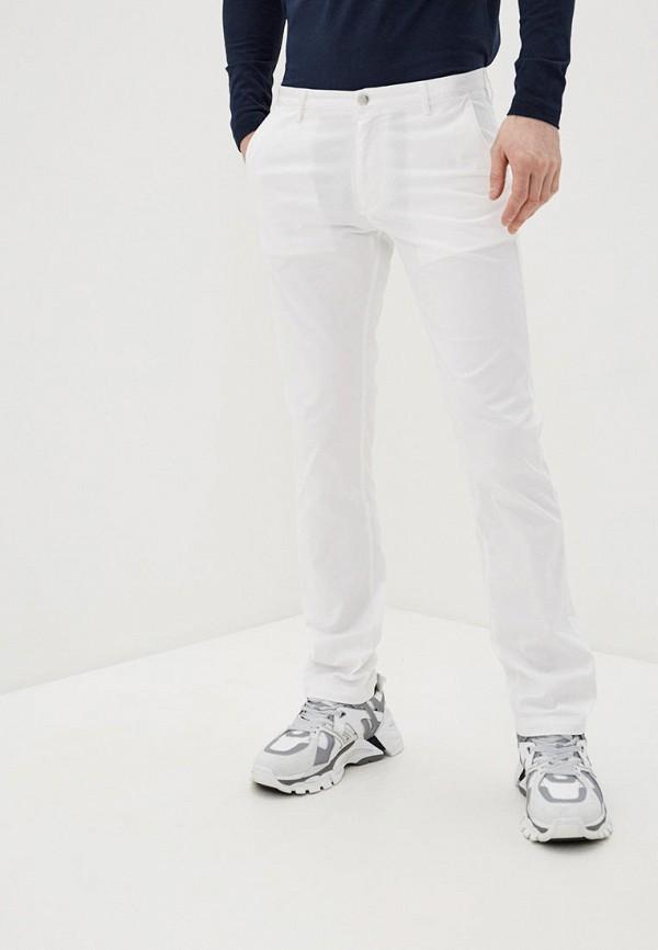 мужские повседневные брюки boss, белые