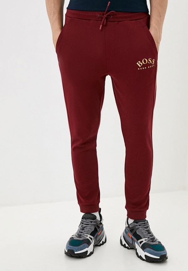 мужские спортивные брюки boss, красные