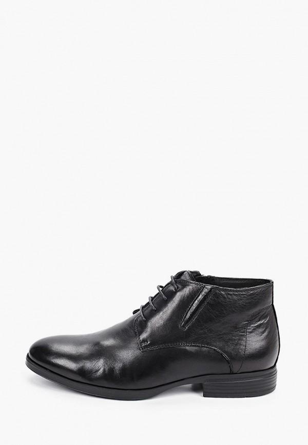 мужские низкие ботинки vitacci, черные