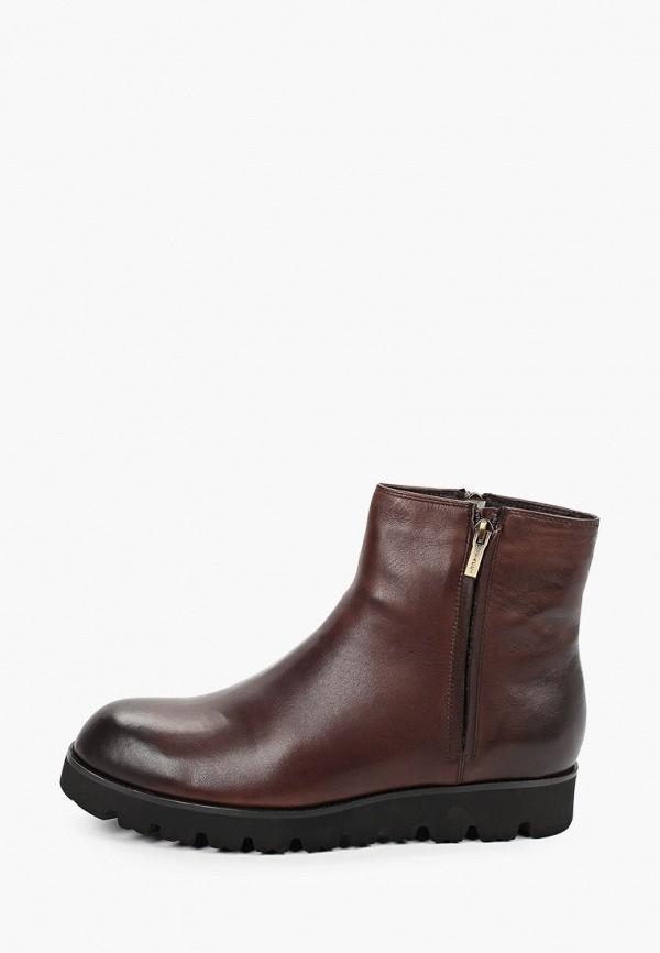 мужские высокие ботинки vitacci, коричневые