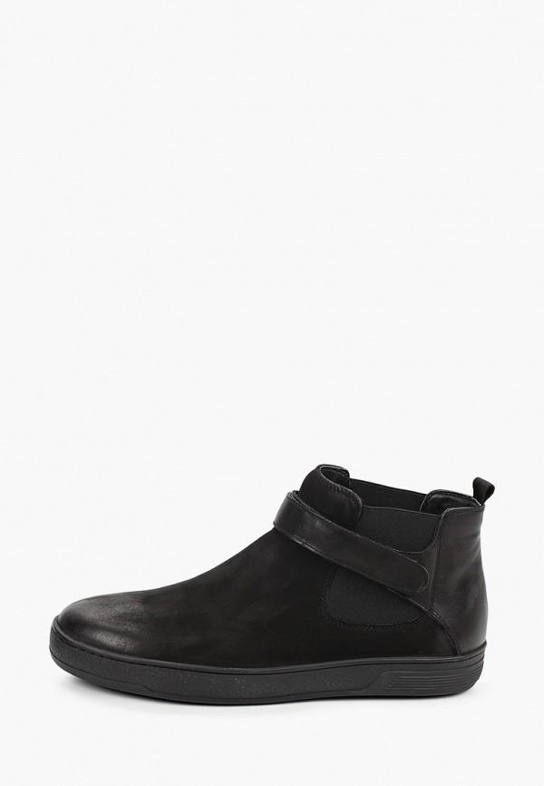 мужские ботинки-челси vitacci, черные