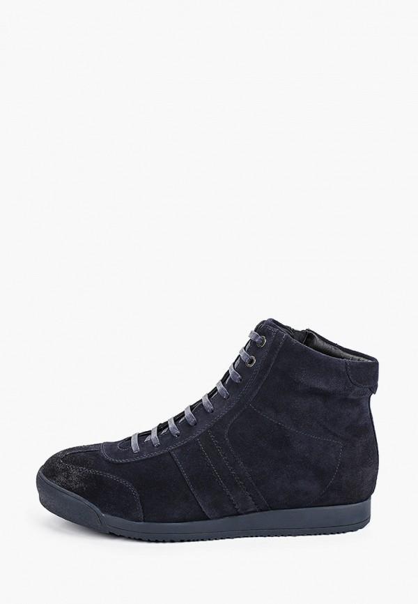 мужские низкие ботинки vitacci, синие