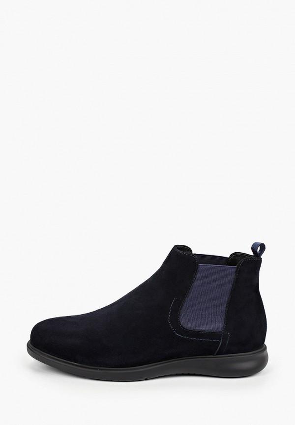 мужские ботинки-челси vitacci, синие