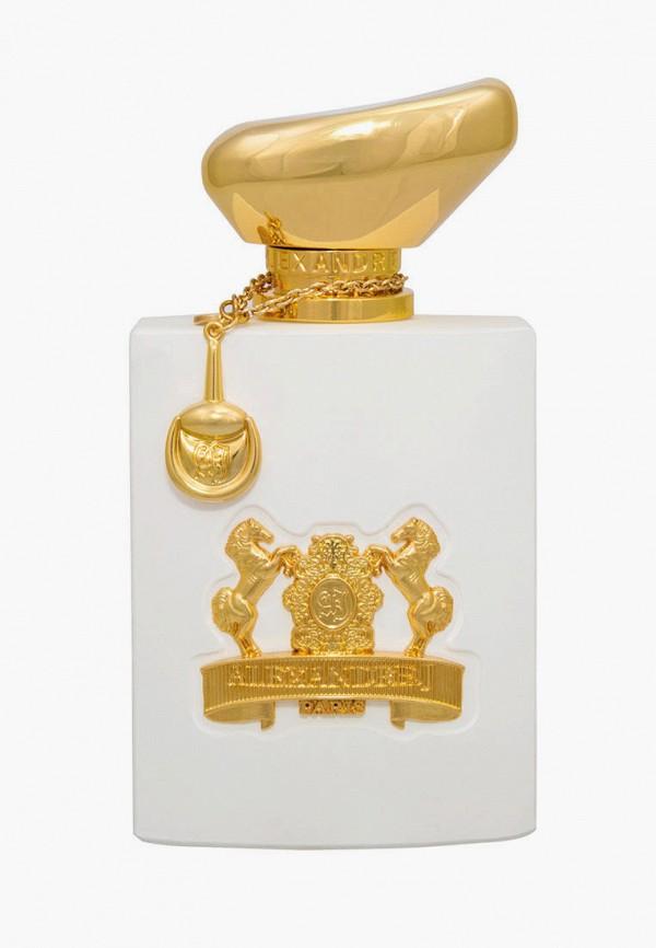 мужская парфюмерная вода alexandre.j